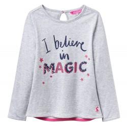 top - Joules Bessie - I believe in magic - 1y - sale