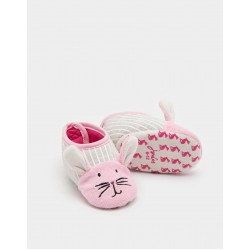 Slippers - Joules - Bunny - 12-18m - last one in sale