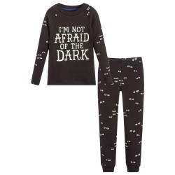 PJ - Joules Boys Jnr Snooze - glow in the dark Dark grey eyes - 5, 6, 7-8, 9-10y