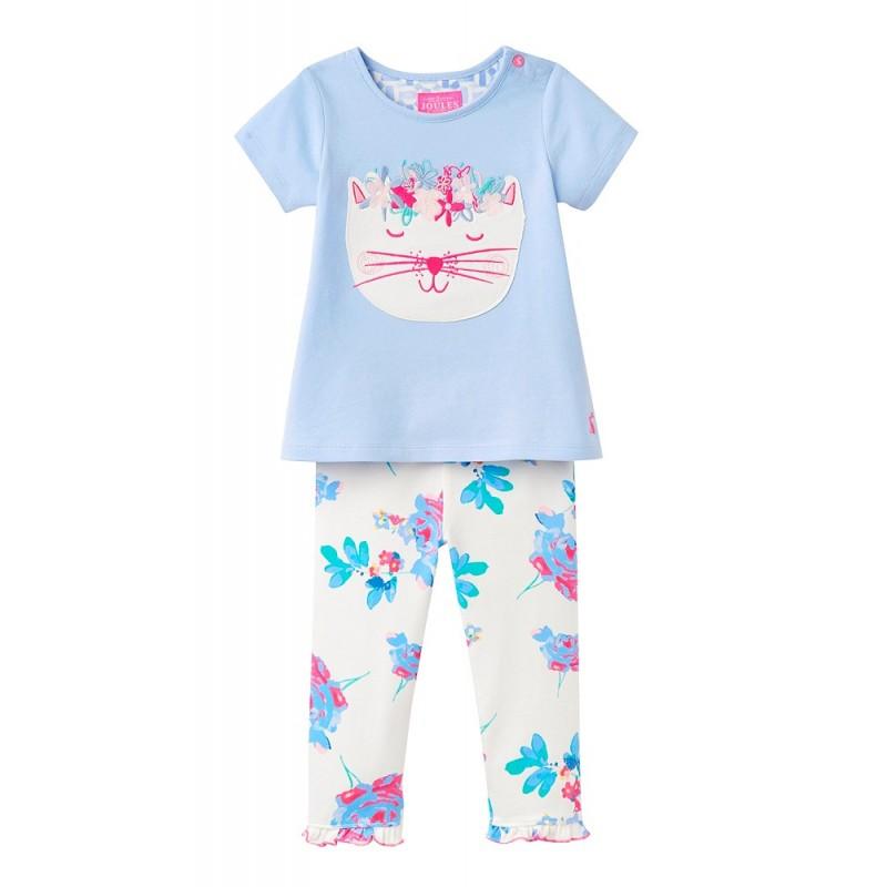 1ab47ee27 Set - Joules Baby-WINN - florat cat -set-sale-joules