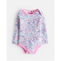 Body - Joules Snazzy - Acorn Ditsy - 0-3, 3-6m