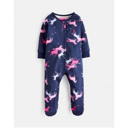 Babygrow - Joules -  NEW RAZAMATAZ - Magical Unicorn - 3-6m -last one in - CLEARANCE 45% off - No return