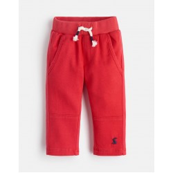 Trousers - Joules Baby - Caro Red  -  12-18, 18-24m