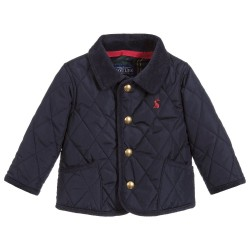 Jacket - Joules -  Baby MILFORD QUILTED JACKET - French navy  - 2-3y - sale