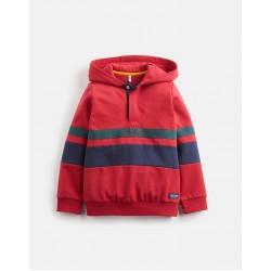 Sweatshirt - Joules  Boys Kingsley - Red - 3 , 4, 5, 6, 7-8, 9-10