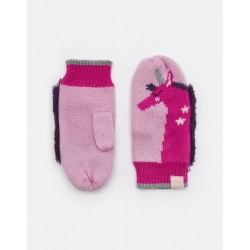 Gloves  and mittens - Joules - IVEY MITTENS - unicorn - 4-7 y
