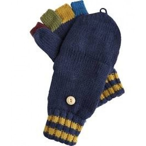Gloves - Joules Boys - Hayden in  navy s/m