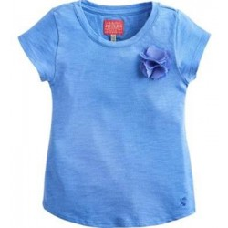 Top - Joules Girls - Corita in blue - 5-6y - sale