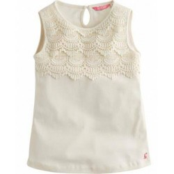 Top - Joules  Jnr Cicery Vest - 3,  6y - SALE