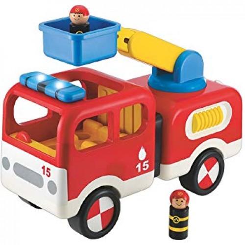 LTV - Fire Engine Stacker