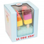 LTV - Wooden Ice lollies