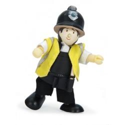 LTV - Budkins - Policeman