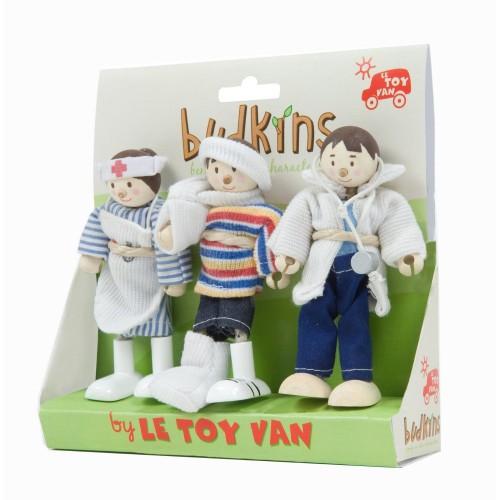 LTV - Budkins - Medical set