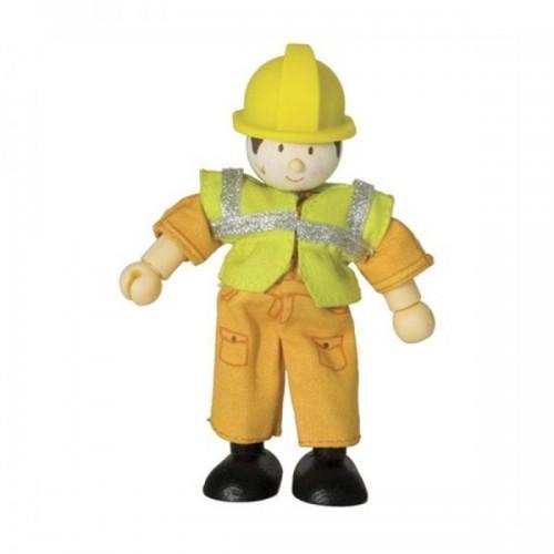 LTV - Budkins - Construction worker
