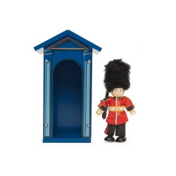 Toy - Sentry Box with Budkin Guard