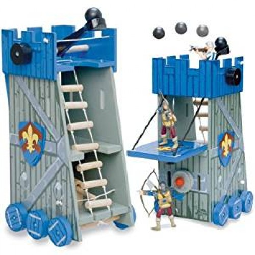 LTV - Siege Tower  - Blue colour left