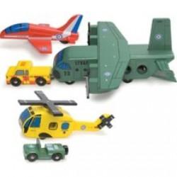 Toy - Flight Display Set