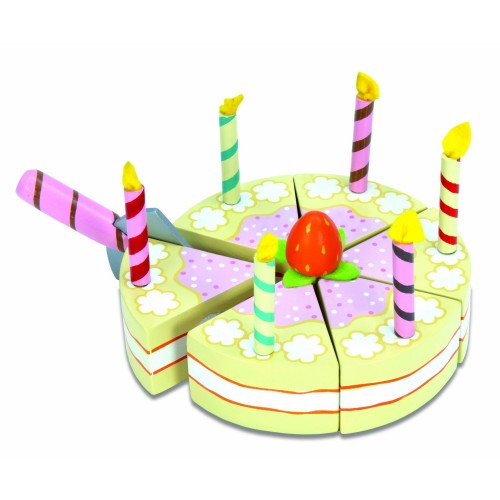 LTV - Vanilla Birthday Cake