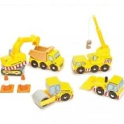 Toy - Construction Vehicle Set