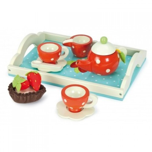 LTV - Honeybake Tea Set