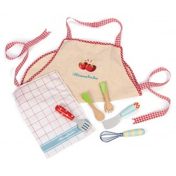 LTV -  Apron & Utensil Set