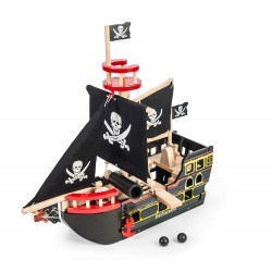 LTV -Barbarossa Pirate Ship