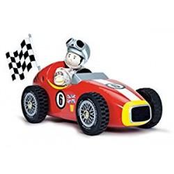 LTV -  Budkins Retro Racer Car