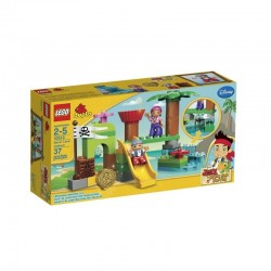 Lego - Duplo - NEVER LAND HIDEOUT - 10513 - SALE - 1x