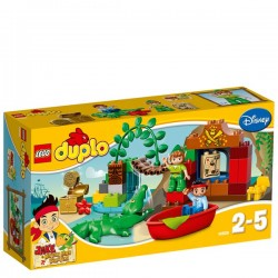 Lego - Duplo - JAKE PETER PAN'S VISIT (10526) - SALE 1x left