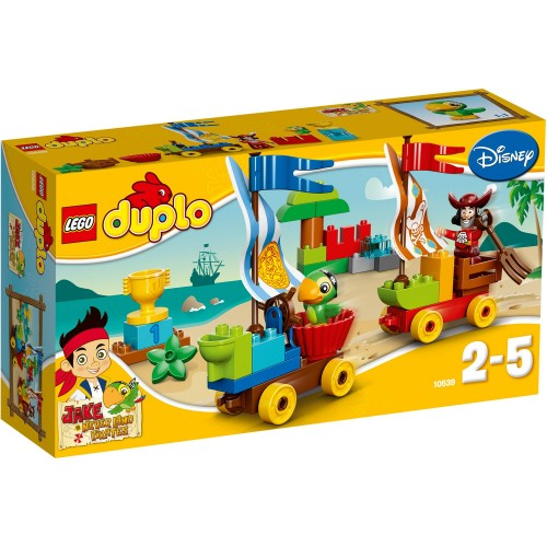 Lego - Duplo - JAKE AND PIRATES - 10539  -  in SALE