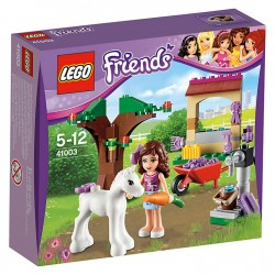 Lego - Friends - Olivia's Newborn Foal 41090