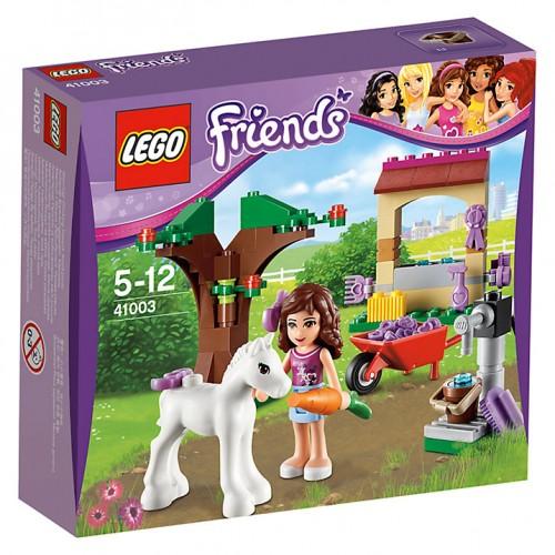 Lego - Friends - Olivia's Newborn Foal 41090