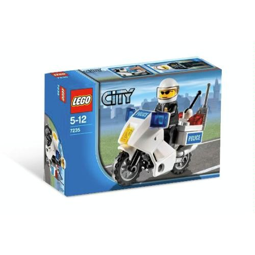 Lego - City - Police Motorcycle