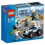 Lego - City - Police Minifigure Collection