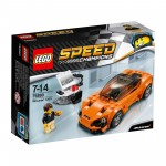 Lego - Speed - 75880 Mclaren 720S Car 161 - sale