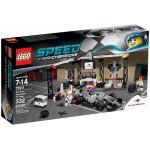 Lego - Speed - McLaren Mercedes Pit Stop 75911- sale