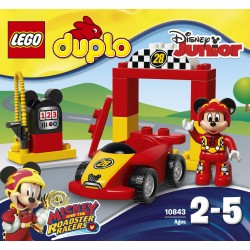 Lego - Duplo - Mickey's Racing Car