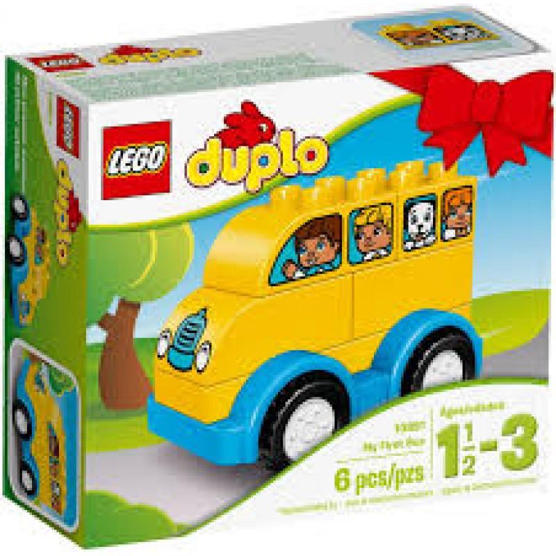 Lego My Sfirt Bus Duplo