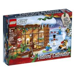 Lego - Advent Calendar - 2019 - CITY - 60235 - new