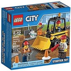 LEGO - CITY -  Demolition Starter Set 60072 - sale