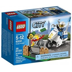 Lego - CITY - SALE -  60041 – Crook Pursuit - last one - sale
