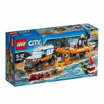 Lego - City - 60165  Coast Guard 4x4 Response Unit