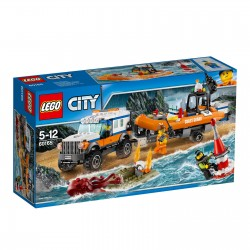 Lego - City - 60165  Coast Guard 4x4 Response Unit