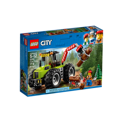 Lego - City - Lego City Forest Tractor 60181