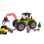 Lego - CITY - Lego City Forest Tractor 60181 - sale