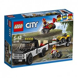 Lego - City - ATV race team	60148