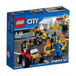 Lego - City - 60088 - Fire starter set