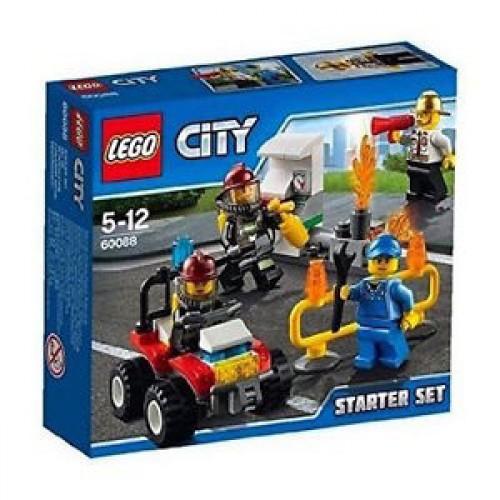 Lego - City - 60088 - Fire starter set