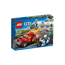 Lego - CITY -  60137 City Police Tow Truck Trouble - sale