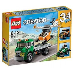 Lego - CREATOR - SALE - 31043 - Chopper Transporter Mixed  - last one - sale